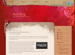 red-blog-blogger-template